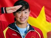 Nadadora vietnamita gana medalla de bronce en Copa Mundial de FINA