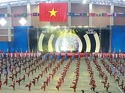 Concluye Campeonato Internacional de Artes Marciales Vietnamitas