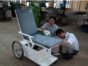 Facilitan integración comunitaria de discapacitados vietnamitas