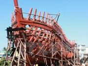 Vietcombank facilita construcción de pesquero con casco de acero