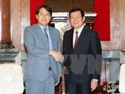 Presidente vietnamita resalta cooperación agrícola con Japón