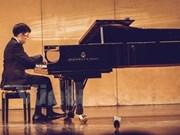Vietnam gana cuatro primeros premios en concurso de piano