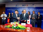 BIDV y JICA firman acuerdo de préstamo crediticio