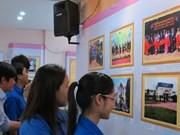 Abierta exposición sobre cooperación en seguridad Vietnam-Laos