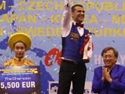Billarista turco conquista copa mundial ciudad Ho Chi Minh