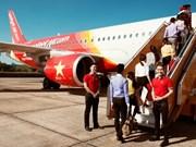 VietJet Air duplica ingresos en primer semestre del año
