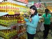 Vietnam importará 830 mil toneladas de aceite vegetal