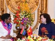 Hanoi y Johannesburgo cooperan por derechos de mujeres