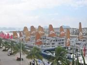 Inauguran nuevo puerto internacional en Quang Ninh