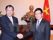 Vietnam y Singapur organizan novena consulta política
