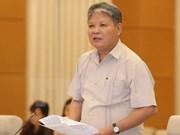 Legisladores discuten proyecto de Código Civil (modificado)