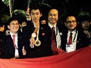 Gana Vietnam medalla en Competencia Mundial de Habilidades