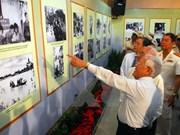 Exposición revive días históricos de Revolución de Agosto