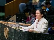 ASEAN trabaja con ONU frente a desafíos globales de seguridad