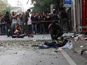 Un lesionado vietnamita por explosión en Tailandia