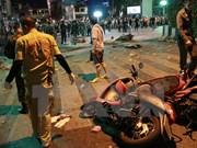 Vietnam condena atentado con bomba en Bangkok