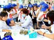 Más del 90 por ciento de vietnamitas presentan problemas dentales
