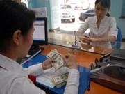 Banco Estatal reajusta uno por ciento tipo de cambio interbancario
