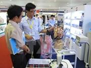 Exposición internacional de Farmacia en Ciudad Ho Chi Minh