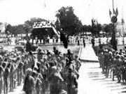 Exhiben documentos sobre Revolución de Agosto de Vietnam
