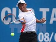 Avanza tenista vietnamita en torneo de Egipto