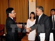 Vietnam y Pakistán realizan primera consulta política