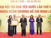 Resaltan en Vietnam quehaceres del sector laboral