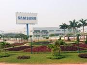 Samsung Electronics construye casas para pobres en Thai Nguyen