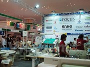 Inauguran Feria de maquinaria industrial en Cambodia