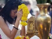 Policía Tailandia busca una sospechosa de atentado en Bangkok