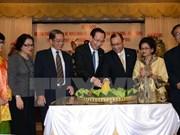 Realzan desarrollo de nexos diplomáticos Vietnam- Indonesia