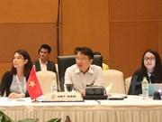 Debaten contenidos para reunión ministerial de economía de ASEAN