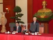 Líder partidista destaca desempeño de la diplomacia vietnamita