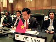 Vietnam participa en séptima Reunión de Cancilleres de FOCALAE