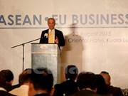 Celebran Cumbre de Negocios ASEAN- UE en Malasia