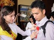 Celebran ceremonia vietnamita Vu Lan en Tailandia