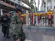 Tailandia se compromete a garantizar máxima seguridad