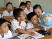 Vietnam con especial atención en asistir a niños minusválidos