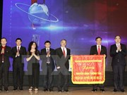 Festejan quinto aniversario de canal televisivo de VNA