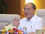 Vietnam asistirá a Conferencia Mundial de Presidentes del Parlamento