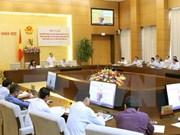 Debaten rol parlamentario en ejecución de acuerdos internacionales