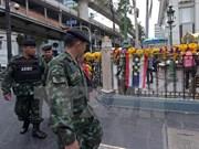 Tailandia: no tiene relación bomba desactivada con atentado en Bangkok