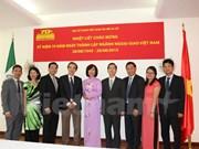 Conmemoran 70 años de diplomacia vietnamita en México