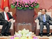 Vietnam espera el apoyo de PE a la firma de TLC con UE