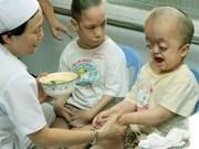 Forjan enlaces Vietnam- Cambodia en ayuda a víctimas de dioxina