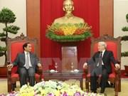 Vietnam y Laos intensifican cooperación en labores de inspección