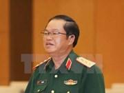 Delegación del Estado Mayor general de Ejército vietnamita visita Laos