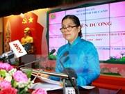 Promueven igualdad de género en región Asia-Pacífico