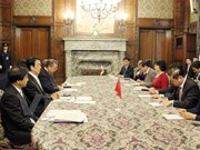 Vietnam y Japón robustecen cooperación bilateral