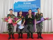 Imparten idioma inglés a fuerzas vietnamitas en misiones de paz
